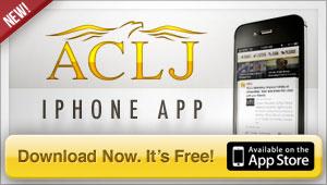ACLJ iPhone App